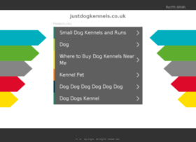 justdogkennels.co.uk