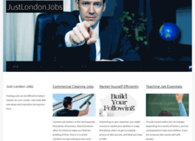 justlondonjobs.co.uk