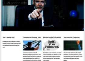 justlondonjobs.co.uk