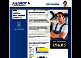 justmot.co.uk