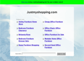 justmyshopping.com