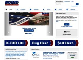 k-bid.com