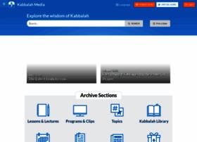 kabbalahmedia.info