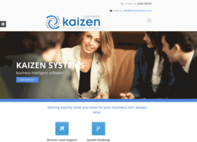 kaizensystems.co.uk