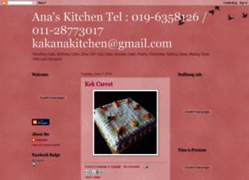 Kakanaskitchen.blogspot.com