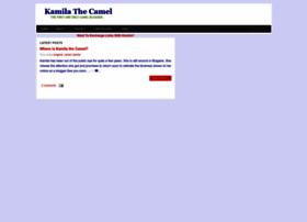 kamilathecamel.blogspot.com