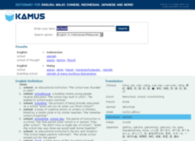 kamus.com