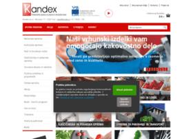 Kandex.si