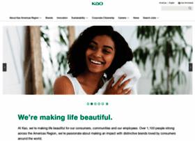 kao.com