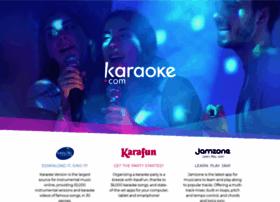 karaoke.com
