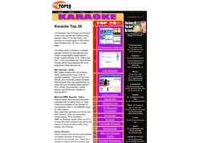 karaoke.nettop20.com