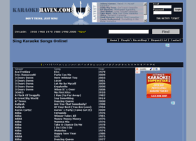 karaokehaven.com