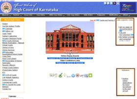 Karnatakajudiciary.kar.nic.in