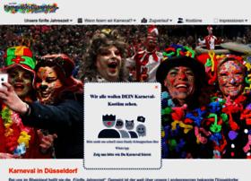 Karneval-in-duesseldorf.de