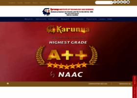 karunya.edu