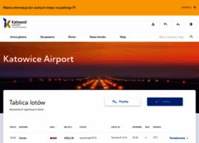 katowice-airport.com