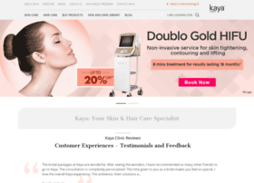 kayaclinic.com