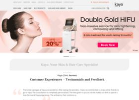 kayaclinic.com
