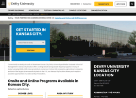 kc.devry.edu