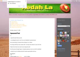 Kedahla.blogspot.com