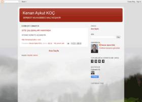 Kenanaykutkoc.blogspot.com