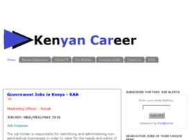 kenyanjobsandvacancies.blogspot.com
