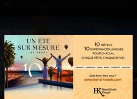 kenzi-hotels.com