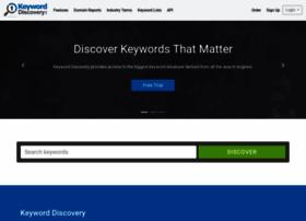 Keyworddiscovery.com