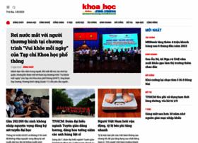 khoahocphothong.com.vn
