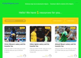 kickoffnigeria.com