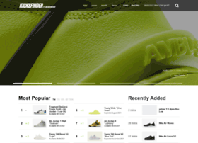 Kicksfinder.com