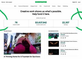 kickstarter.com