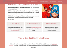 kids-partycabin.com