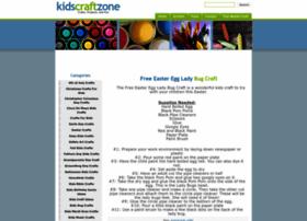 kidscraftzone.com