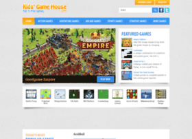 Kidsgamehouse.com