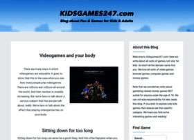 kidsgames247.com