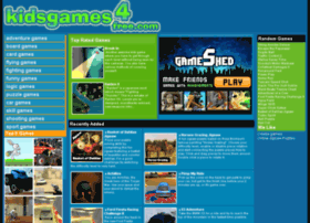kidsgames4free.com