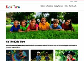 kidsturncentral.com
