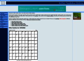 killersudokuonline.com