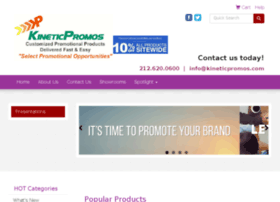 kineticpromos.com
