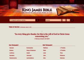 Kingjamesbibleonline.org