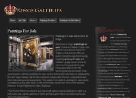 kingsgalleries.com