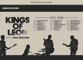 kingsofleon.com