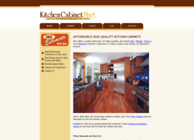 kitchencabinetmart.com