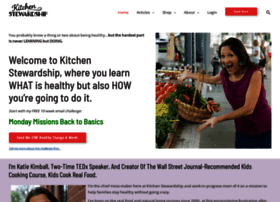 kitchenstewardship.com