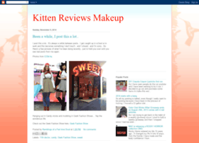 Kittenreviewsmakeup.blogspot.com