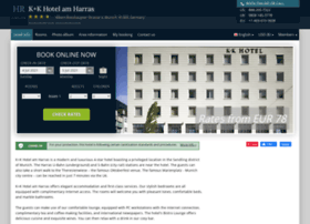 kk-hotel-am-harras-munich.h-rez.com