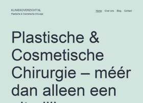 kliniekoverzicht.nl