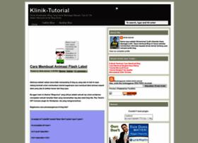 klinik-tutorial.blogspot.com