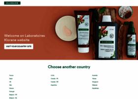klorane.com